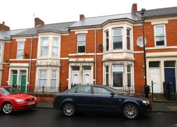 Thumbnail 5 bed terraced house for sale in Ellesmere Road, Newcastle Upon Tyne
