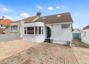 Thumbnail 4 bed semi-detached bungalow for sale in Glenfall Avenue, Brighton