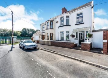 Thumbnail 3 bed semi-detached house for sale in Queens Avenue, Gorseinon, Swansea