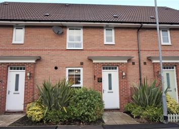Thumbnail 3 bedroom town house for sale in Taunton Way, Retford