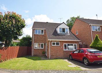 Thumbnail 4 bedroom detached house for sale in Parker Close, Gillingham