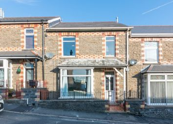 3 bed terraced house for sale in Wainfelin Avenue, Pontypool, Monmouthshire. NP4