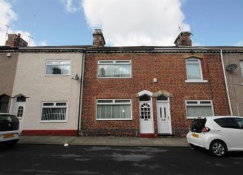 2 bed terraced house for sale in Grey Street, Bishop Auckland DL14