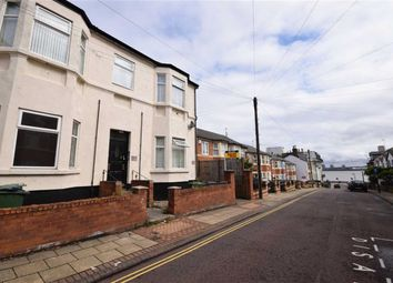 Thumbnail 2 bedroom flat to rent in Tollemache Street, Wallasey, Wirral