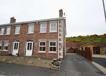 Thumbnail 3 bed semi-detached house for sale in Magheraknock Park, Ballynahinch