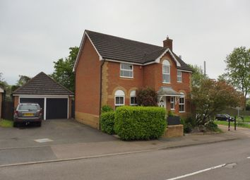 Thumbnail 4 bed detached house for sale in Doncaster Close, Stevenage, Hertfordshire