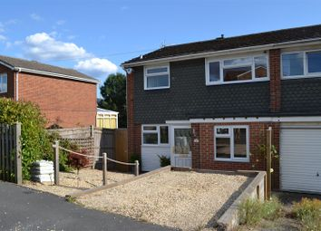 Thumbnail 3 bed end terrace house for sale in Tallis Lane, Reading