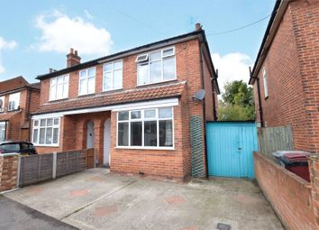 Thumbnail 3 bed semi-detached house to rent in Wilson Road, Reading, Berkshire
