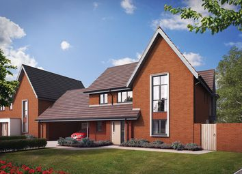 "Thumbnail 4 bed property for sale in ""The Verona"" at John Ruskin Road, Tadpole Garden Village, Swindon"