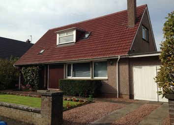 Thumbnail 3 bed detached house to rent in Leven Road, Lundin Links, Leven