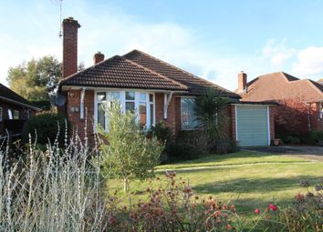 Thumbnail 3 bed detached bungalow for sale in Pulens Crescent, Petersfield, Hampshire