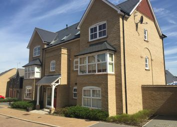 Thumbnail 1 bed flat to rent in Clanville Rise, Sherfield-On-Loddon, Hook