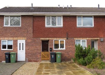 Thumbnail 2 bed terraced house for sale in Haydock Avenue, Hereford