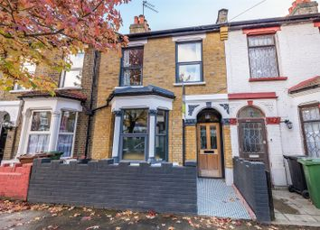Thumbnail 3 bed terraced house for sale in Lynmouth Road, London