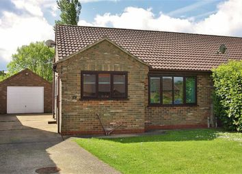 Thumbnail 2 bed bungalow for sale in Hawthorn Close, Wootton, Ulceby