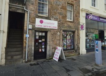 Retail premises for sale in Market Street, St. Andrews KY16