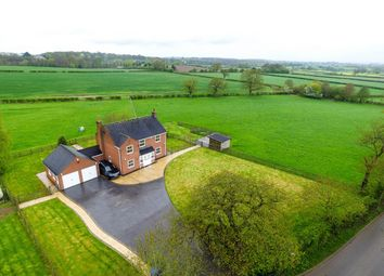 Thumbnail 4 bed detached house for sale in Bell House Lane, Anslow, Burton-On-Trent