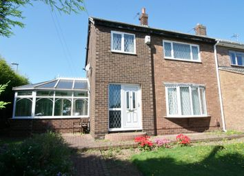 Thumbnail 3 bed semi-detached house to rent in Davis Avenue, Townville, Castleford