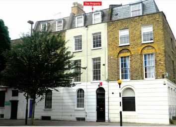 Thumbnail Studio for sale in Flat 3, 179 Goswell Road, Clerkenwell