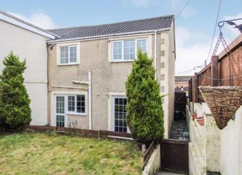 Thumbnail 3 bed property for sale in Ladies Row, Sirhowy, Tredegar