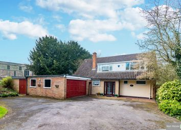 Thumbnail 4 bed detached house for sale in Grendon, Atherstone