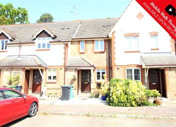 Thumbnail 2 bed terraced house for sale in Francis Way, Camberley, Surrey