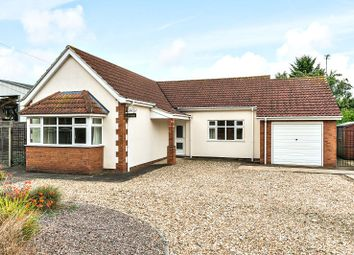 Thumbnail 3 bedroom detached bungalow for sale in Main Street, Mareham Le Fen, Lincolnshire