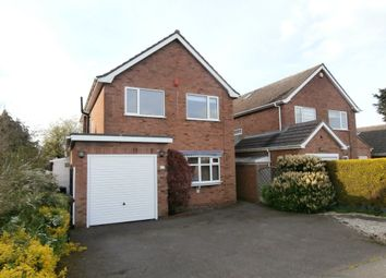 Thumbnail 3 bed link-detached house for sale in Littleshaw Croft, Wythall, Birmingham