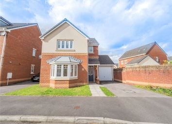 Thumbnail 3 bed detached house for sale in Wyncliffe Gardens, Pentwyn, Cardiff