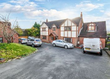 Thumbnail 6 bed detached house for sale in Burton Road, Swadlincote