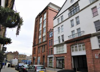 Thumbnail 1 bed flat to rent in 79 Candleriggs, Merchant City, Glasgow