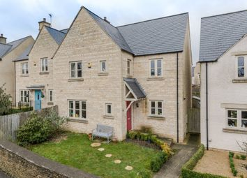 Thumbnail 4 bedroom semi-detached house for sale in Cornwall Close, Tetbury