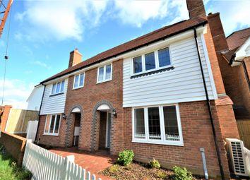 Thumbnail 3 bed semi-detached house to rent in Boreham Lane, Boreham Street, Hailsham