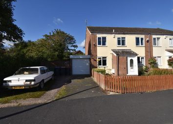 Thumbnail 4 bed semi-detached house for sale in 84 Churncote, Stirchley, Telford
