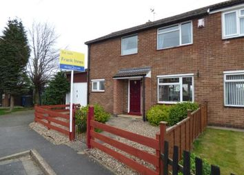 Thumbnail 3 bedroom semi-detached house for sale in Whitehurst Street, Allenton, Derby, Derbyshire