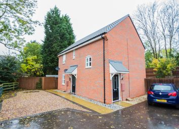 Thumbnail 1 bed maisonette for sale in Gulliver Road, Irthlingborough, Wellingborough