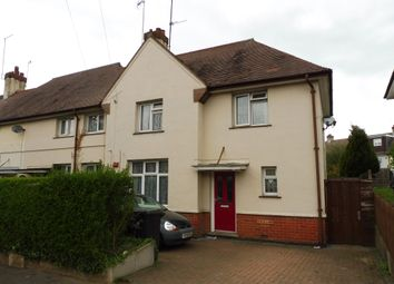 Thumbnail 4 bedroom end terrace house for sale in Kenmuir Avenue, Northampton