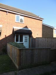 Thumbnail 1 bed semi-detached house to rent in 13 Drake Close, Stowmarket