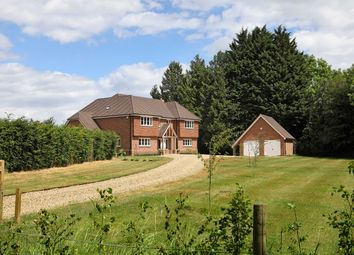 Thumbnail 5 bed detached house for sale in Chatter Alley, Dogmersfield, Hook
