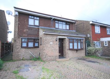 Thumbnail 4 bed detached house for sale in Coronation Avenue, East Tilbury