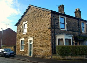 Thumbnail 4 bedroom semi-detached house for sale in Connaught Road, Preston