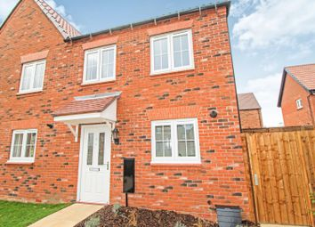 Thumbnail 3 bed semi-detached house for sale in 17 Lupin Close, Edwalton