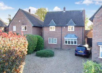 Thumbnail 3 bed detached house for sale in Brook Lane, Great Barford