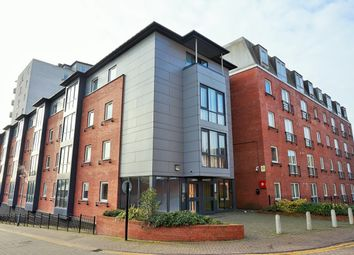 Thumbnail 1 bed flat for sale in Woolmonger Street, Northampton