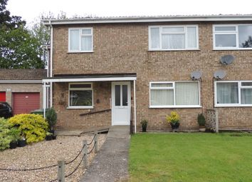 Thumbnail 2 bed maisonette to rent in Maple Road, Downham Market