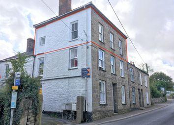 Thumbnail 1 bed flat for sale in Helston Road, Penryn