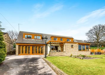 Thumbnail 5 bed detached house for sale in Burnlee Road, Holmfirth