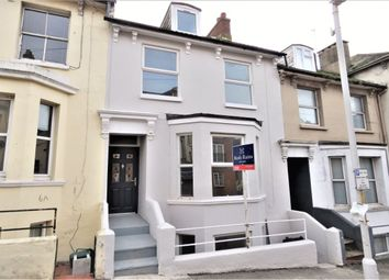 Thumbnail 1 bedroom flat to rent in Clarence Street, Folkestone