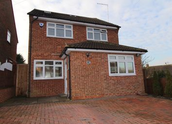 Thumbnail 4 bed detached house for sale in Stanborough Avenue, Borehamwood