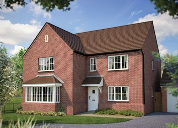 "Thumbnail 5 bedroom detached house for sale in ""The Arundel"" at Main Street, Tingewick, Buckingham"